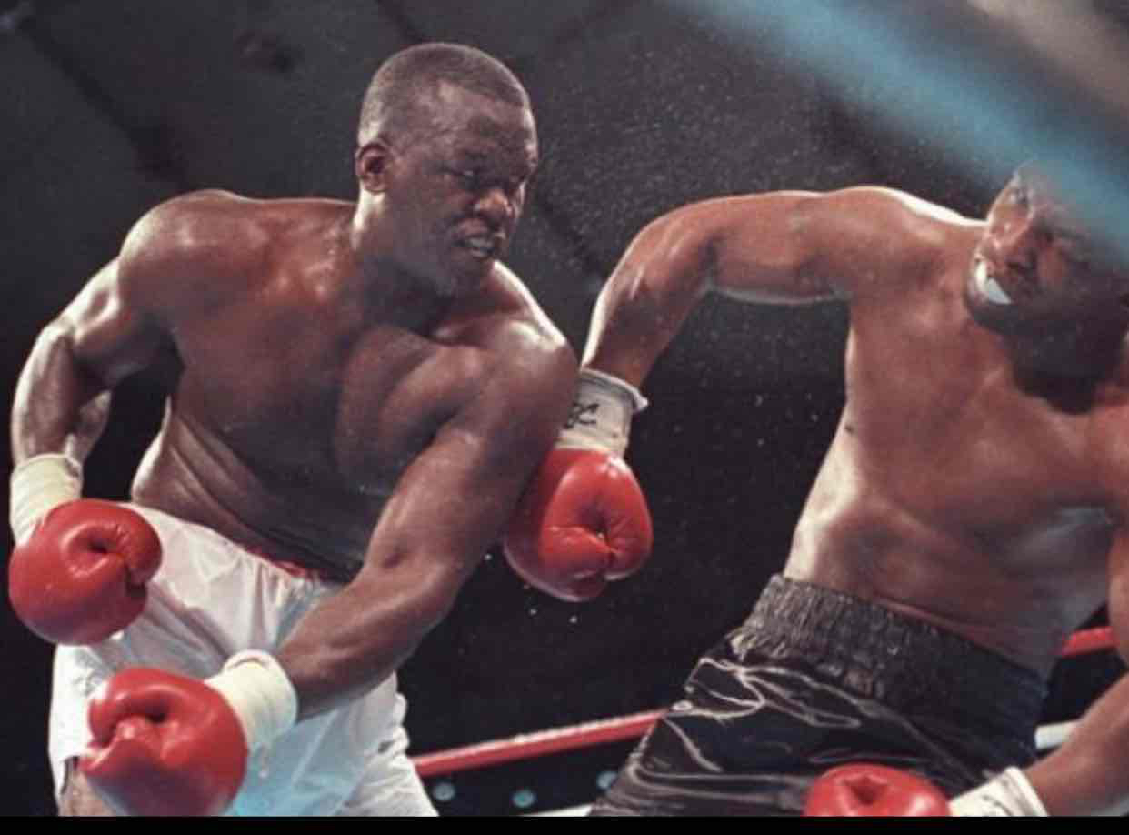 Avatar of Buster Douglas