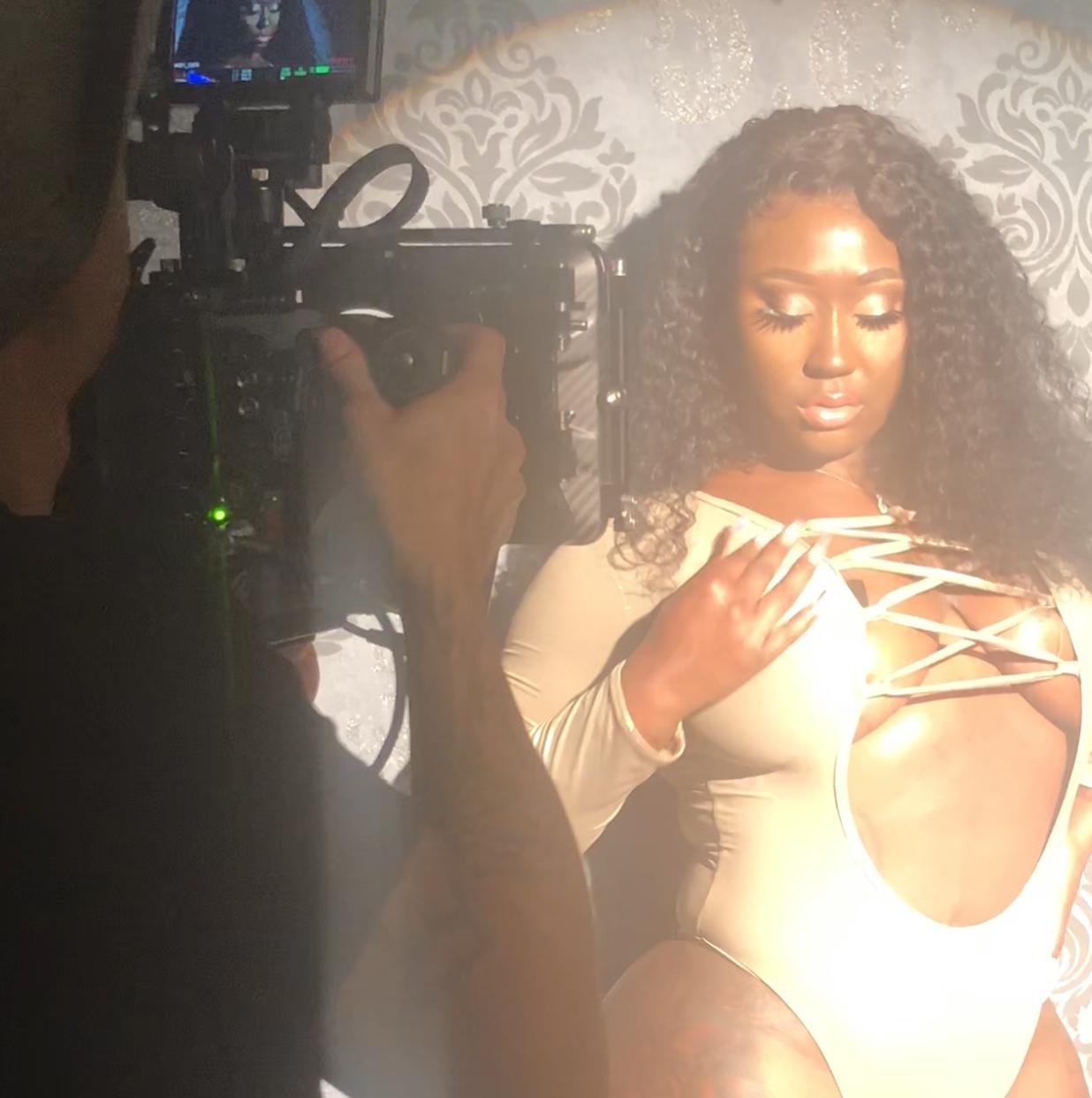 Black Gabby Doll
