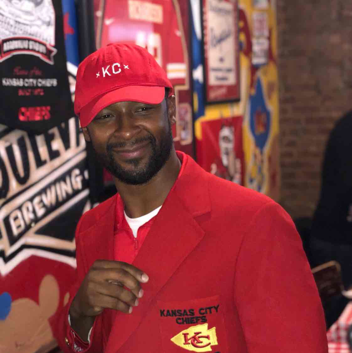 Avatar of Dante Hall