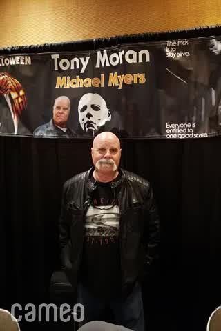 Tony Moran Cameo Halloween 2020 Cameo   Tony Moran